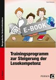Trainingsprogramm Lesekompetenz - 4. Klasse (eBook, PDF)