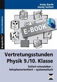 Vertretungsstunden Physik 9./10. Klasse (eBook, PDF)