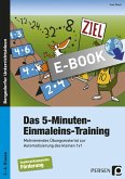 Das 5-Minuten-Einmaleins-Training (eBook, PDF)