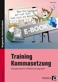 Training Kommasetzung (eBook, PDF)