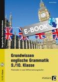 Grundwissen englische Grammatik - 9./10. Klasse (eBook, PDF)