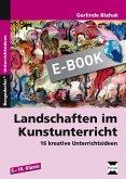 Landschaften im Kunstunterricht (eBook, PDF)