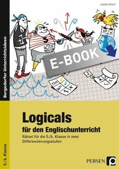 Logicals für den Englischunterricht - 5./6. Klasse (eBook, PDF) - Gherri, Jessica