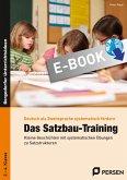 Das Satzbau-Training (eBook, PDF)