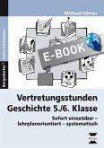 Vertretungsstunden Geschichte 5./6. Klasse (eBook, PDF)