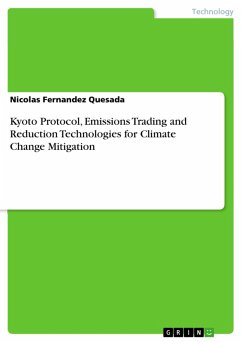 Kyoto Protocol, Emissions Trading and Reduction Technologies for Climate Change Mitigation (eBook, PDF)