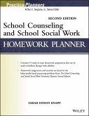 School Counseling and School Social Work Homework Planner (eBook, PDF)