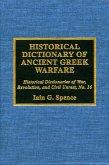 Historical Dictionary of Ancient Greek Warfare (eBook, ePUB)