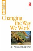 Changing the Way We Work (eBook, ePUB)