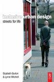 Inclusive Urban Design: Streets For Life (eBook, ePUB)