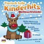 Tierisch tolle Kinderhits - Weihnachtslieder, 1 Audio-CD