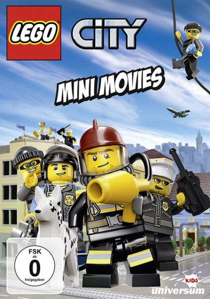 Lego City Mini Movies