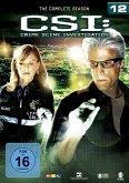 CSI: Las Vegas - Staffel 12 DVD-Box