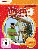 Astrid Lindgren: Pippi Langstrumpf - TV-Serie Komplettbox (5 Discs)