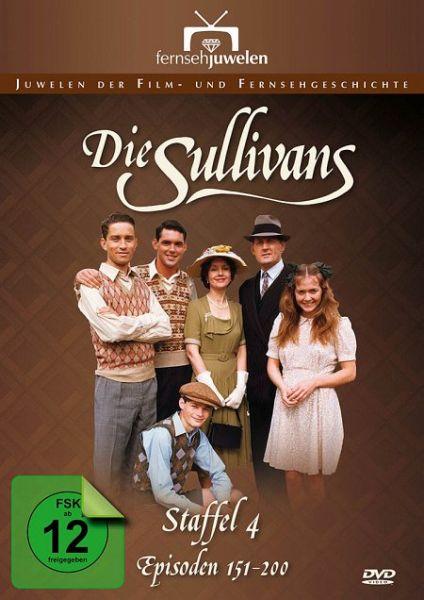 die sullivans staffel 4 episoden 151 200 7 discs film auf dvd. Black Bedroom Furniture Sets. Home Design Ideas
