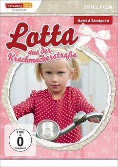Astrid Lindgren: Lotta aus der Krachmacherstraß...