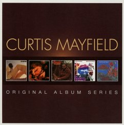 Original Album Series - Mayfield,Curtis