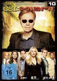 CSI: Miami-Season 10 DVD-Box