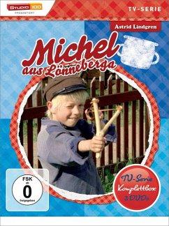 Michel aus Lönneberga - TV-Serie - Folge 1 - 13 DVD-Box