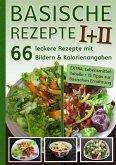 Basische Rezepte Teil I + II (eBook, ePUB)