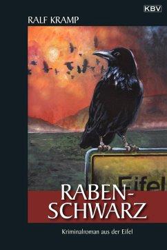 Rabenschwarz / Herbie Feldmann Bd.2 (eBook, ePUB) - Kramp, Ralf