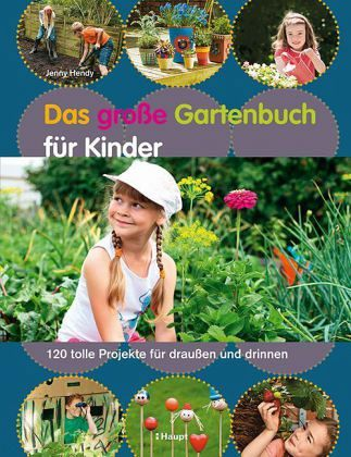 das gro e gartenbuch f r kinder von jenny hendy buch. Black Bedroom Furniture Sets. Home Design Ideas