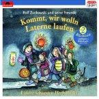 Rolf Zuckowski und seine Freunde - Kommt, wir wolln Laterne laufen, 1 Audio-CD