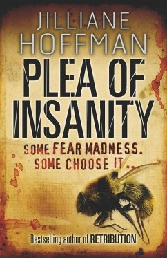 Plea of Insanity (eBook, ePUB) - Hoffman, Jilliane
