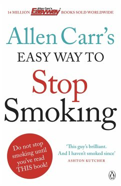 Allen Carr's Easy Way to Stop Smoking (eBook, ePUB) - Carr, Allen