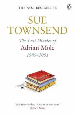 The Lost Diaries of Adrian Mole, 1999-2001 (eBook, ePUB) - Townsend, Sue