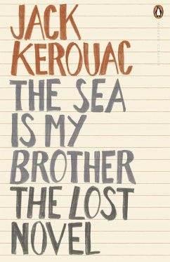The Sea is My Brother (eBook, ePUB) - Kerouac, Jack
