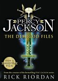 Percy Jackson: The Demigod Files (Percy Jackson and the Olympians) (eBook, ePUB)