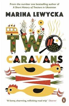 Two Caravans (eBook, ePUB) - Lewycka, Marina