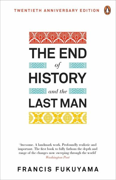 francis fukuyama end history thesis Buy the end of history and the last man by francis fukuyama (isbn:  9780241960240) from amazon's book store everyday low prices and free  delivery on.