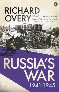 Russia's War (eBook, ePUB) - Overy, Richard