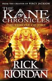 The Throne of Fire (The Kane Chronicles Book 2) (eBook, ePUB)