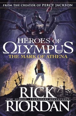 The Mark of Athena (Heroes of Olympus Book 3) (eBook, ePUB) - Riordan, Rick