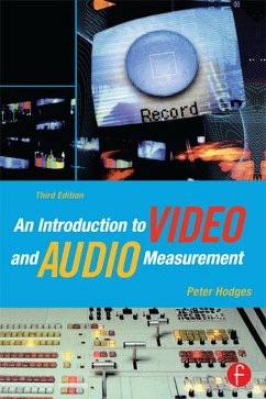 An Introduction to Video and Audio Measurement (eBook, ePUB) - Hodges, Peter