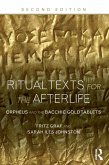 Ritual Texts for the Afterlife (eBook, ePUB)