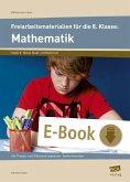 Freiarbeitsmaterialien f. d. 8. Klasse: Mathematik (eBook, PDF)