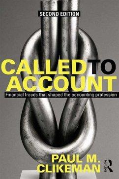 Called to Account (eBook, ePUB) - Clikeman, Paul M.