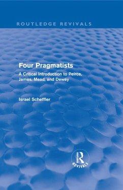 Four Pragmatists (eBook, ePUB)