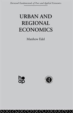 Urban and Regional Economics (eBook, PDF) - Edel, M.