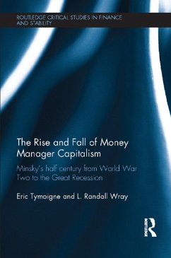 Rise and Fall of Money Manager Capitalism (eBook, PDF)