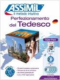 Lehrbuch + 4 Audio-CDs + 1 mp3-CD / Deutsch in der Praxis für Italiener - Perfezionamento del Tedesco