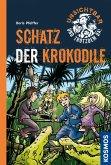 Schatz der Krokodile / Unsichtbar und trotzdem da! Bd.6 (eBook, ePUB)