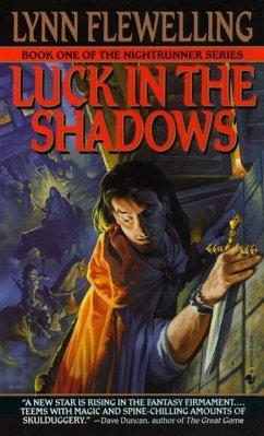 Luck in the Shadows (eBook, ePUB) - Flewelling, Lynn