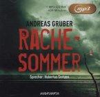 Rachesommer / Evelyn Meyers & Walter Pulanski Bd.1 (1 MP3-CDs)