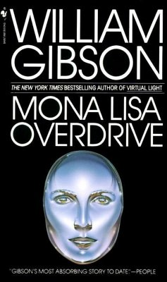 Mona Lisa Overdrive (eBook, ePUB) - Gibson, William