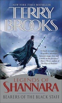 Bearers of the Black Staff (eBook, ePUB) - Brooks, Terry